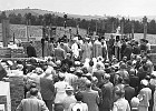 Laying of cornerstone in 1947
